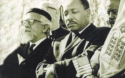 Standing With Dr. King and Israel
